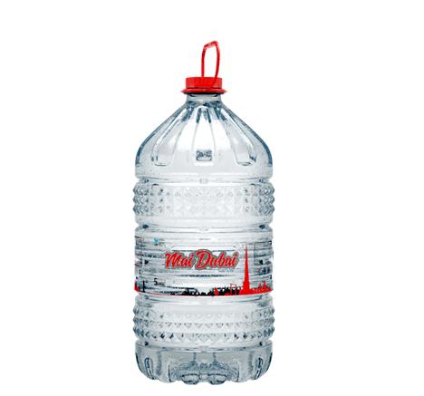 فروش بطری پت 5 لیتری